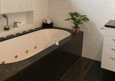 Ster badkamer met jetstreambad